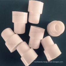 Molded PVC Rubber Tube End Cap for Lab Apparatus