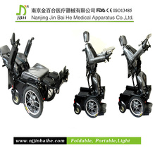China Top Medi Power Electric Standing Wheelchair