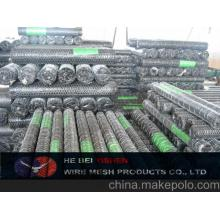 Best quality electro galvanized hexagonal