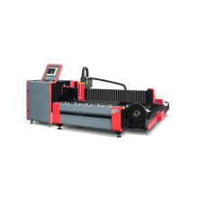 Laser Cutting Machine For Plate And Tube