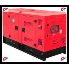 Generador silencioso, gerador a diesel insonorizado (POKP60)
