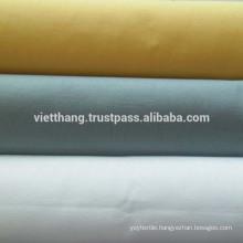 100% Cotton shirting 110*70/CM40*CM40 HIGH QUALITY FABRIC from Vietnam