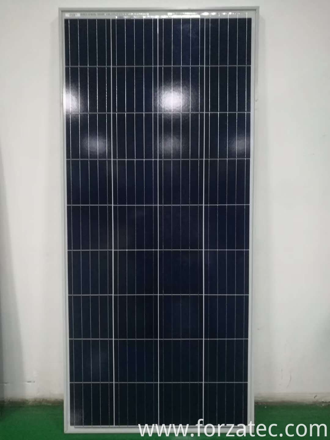 Solar Panel for Autonomous Light