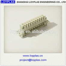 Shanghai wire connector 8 9 10 12 20 pin male female wire harness connector made of ABS/PP