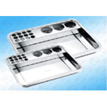 Stainless Steel Tray for Infusion