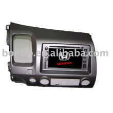 Car DVD GPS is available for Honda CIVIC