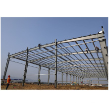 Metal Building Construction Projects Industrial Light Steel Frame Structure
