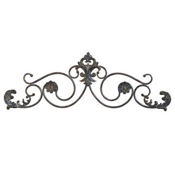 Wrought Iron Scrolls