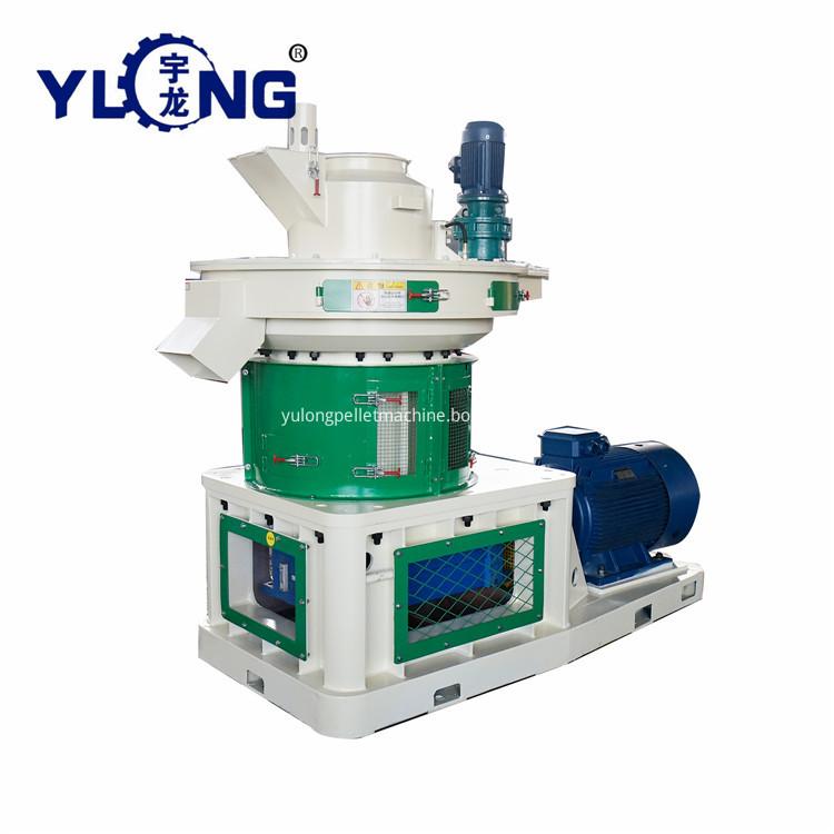 Yulong ring die pellet machine