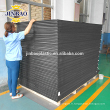 JINBAO blocs de mousse de couleur noire foncée à vendre