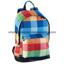 Bolsa ligera versátil de la mochila de la escuela de la manera