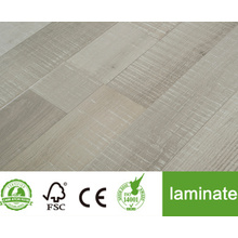 Modern classic green laminate flooring