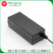 84W 12V7a Desktop Adapter with UL, cUL, FCC, GS, CE, PSE, SAA, Kc etc Approval & 2 Years Warranty