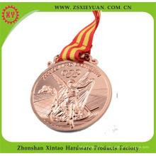 Médaille personnalisée en direct 3D 2013
