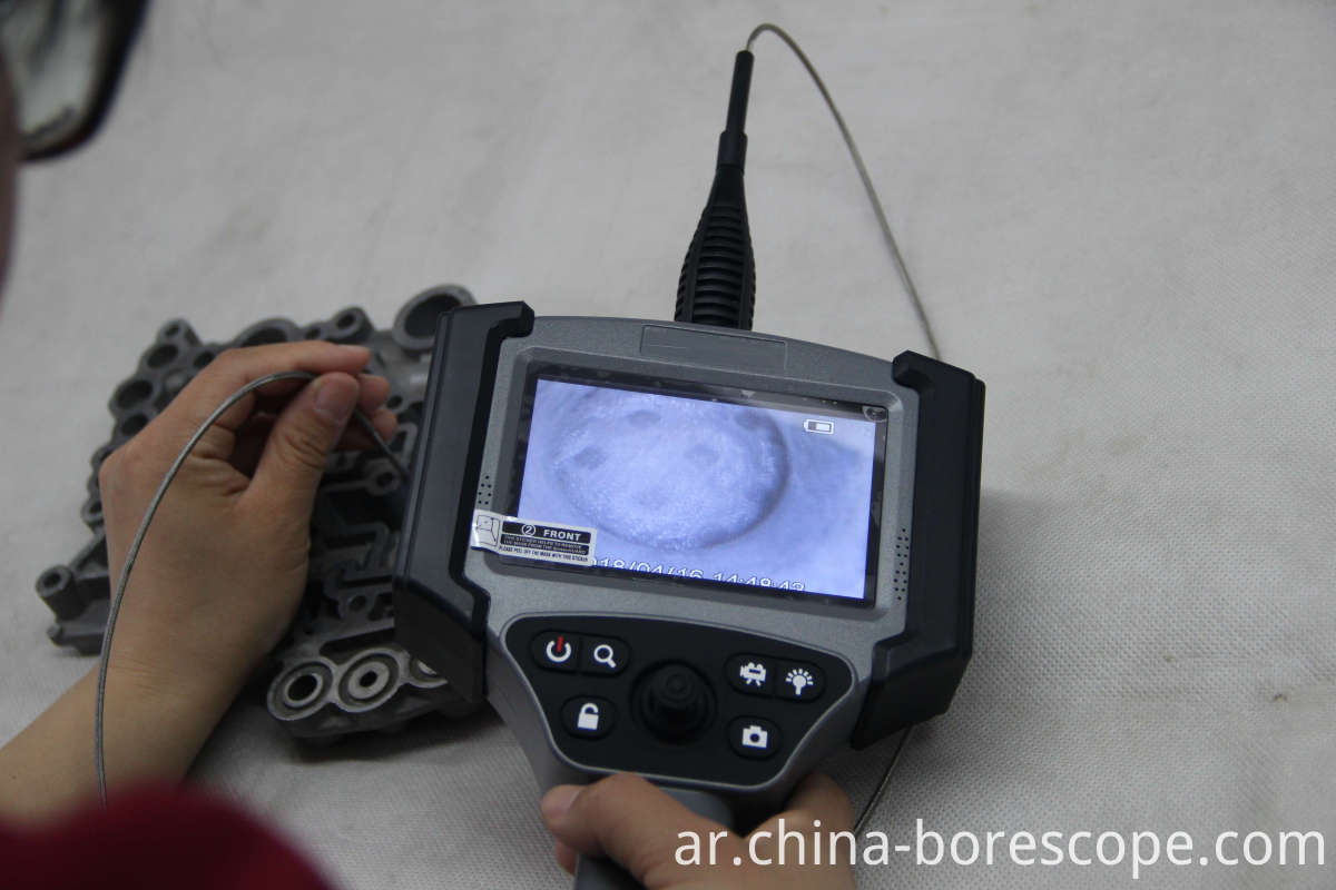 High definition industry videoscope