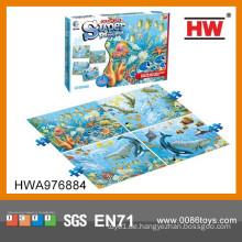 Interessante Puzzle-Spiele pädagogisches Puzzle-Spiel