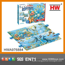 Interesting jigsaw puzzle games educational puzzle game