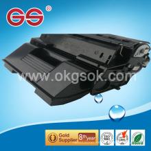 Cartucho de tóner compatible negro para impresora láser oki 6500
