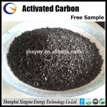 8*12 mesh Coal based granular activated carbon plant