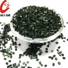ODM for Plastic Color Masterbatch Green Multicolour Masterbatch Granules export to France Supplier