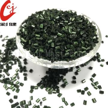 China Gold Supplier for Plastic Color Masterbatch Green Multicolour Masterbatch Granules supply to Portugal Supplier