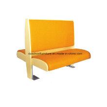 Sofa Booth im Restaurant kommen aus China