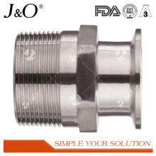 Sanitary Hex Clamp Adapter Tube Pipe Fittings