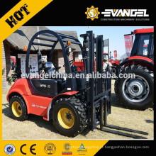 YTO CPCP30 China Terrain áspero 3 ton Empilhadeira Diesel