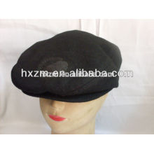 Fashion beret cap design for men and women
