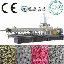 HS TSE-95 совместно вращающиеся Пластиковые Экструдер