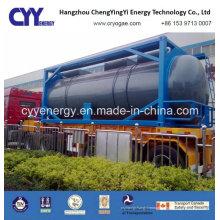 Neuer LNG-kryogener Flüssigsauerstoff-Stickstoff-Argon-Cabochon-Dioxid-Tankcontainer