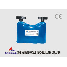 Energy-saving Blue Pvc Lithium Lifepo4 Starter Battery 12v 2.3ah For Motorbike