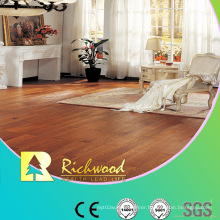 Commercial 12.3mm Eir Oak Sound Absorbing Laminate Flooring