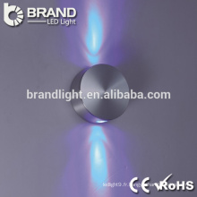 Lumière LED intégrée IP44 de haute qualité, lampe murale décorative LED