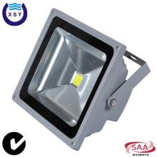 CE SAA aprovado 50w alto brilhante ao ar livre 50 watts 12 volts levou luz de inundação