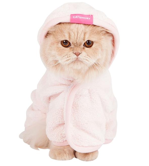 Small Dog Cat Microfiber Towel