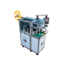 Máquina de inserção de papel de isolamento de armadura para motor DC, motor de limpador