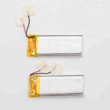 rechargeable lithium polymer battery 3.7V for smart watch