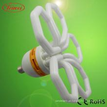 Plum Blossom forma lâmpada de poupança de energia