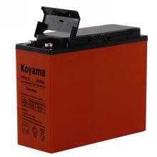 """Batterie d'alimentation réseau -12V55ah pour gabarit d'alimentation électrique 19/23 """""""