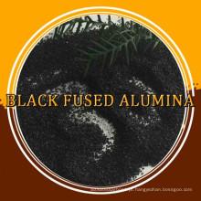 Preço competitivo Black Corundum / Alumina Fusível Preto