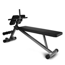 Body Fitness Ab Exerciase Sit-up Roman Chair