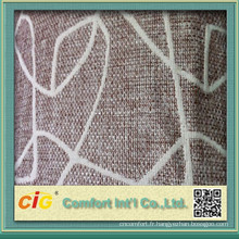 nouveau design tissu d'ameublement pour la housse de canapé avec de nombreux coloris