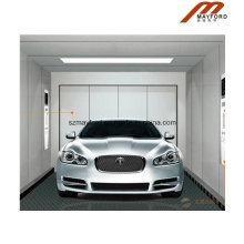 Steel Painted Car Elevator with Machine Room