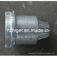 Zinc Alloy Die Casted Parts