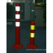 Postes de resorte flexible de 75cm / poste de advertencia / poste delineador