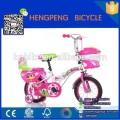 kids bike in ride on car