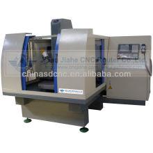Machine de gravure de moule en métal de commande numérique par ordinateur JK-6075 avec le logiciel compatible de CAD / CAM