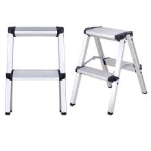 Alu Step Ladder Household Ladder Folding Multi-purpose Steps On Both Sides
