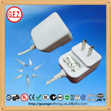 High quality CE CB SAA KC GS 12V 500mA AC DC Power Supply Adapter